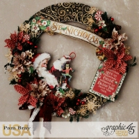 Graphic-45-St-Nicholas-Wreath-by-Pam-Bray-Tutorial-Petaloo-and-Xyron-Photo-1_1911-1024x1020-1024x1020