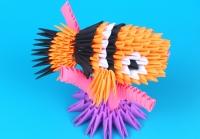 Origami-Clown-Fish-1-Jenny-W-Chan