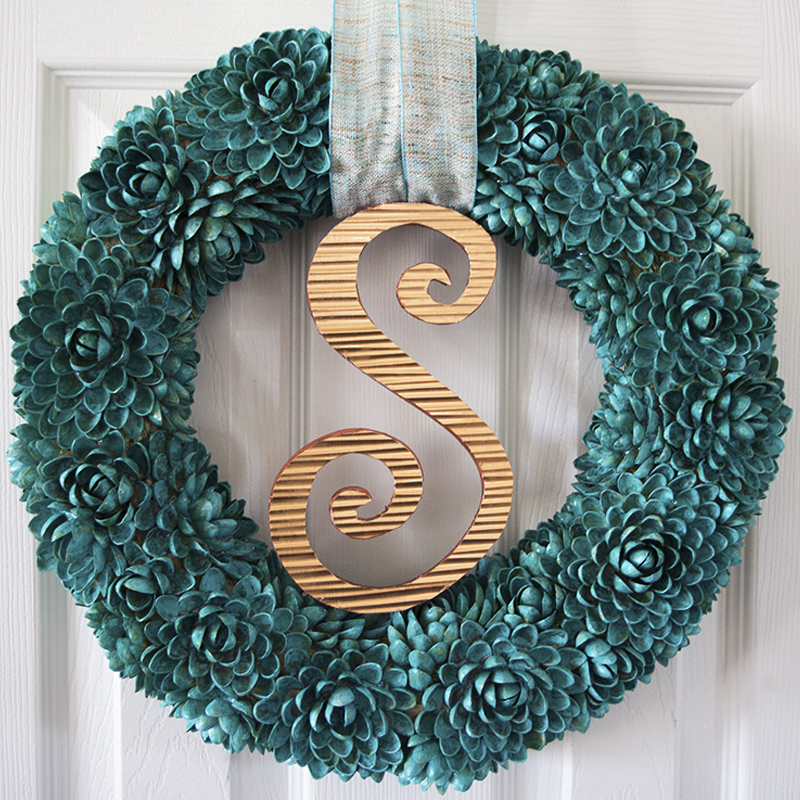 Pistachio-Flower-Monogram-Wreath-nwm