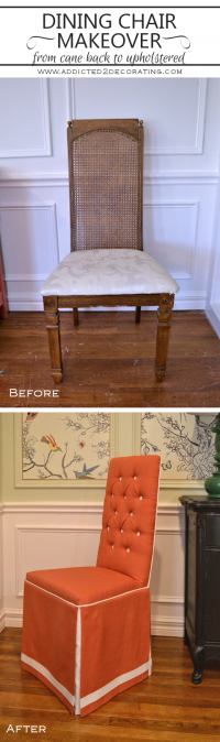 dining-chair-makeover-before-and-after-from-cane-back-to-fully-upholstered-with-tufted-back-and-skirt