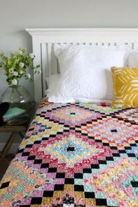 Mosaic-Bed