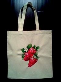 Strawberry-Tote