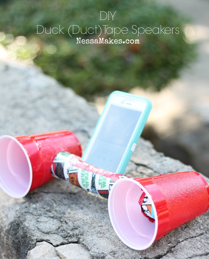 duck-tape-speakers-diy